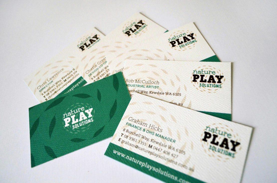 jesicasanchez.com   Nature Play Solutions business cards
